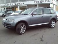 2007 Volkswagen Touareg 3.2 SPORT 5 door Four Wheel Drive
