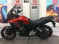 HONDA CB500X ADVENTURE DELIVERY ARRANGED 13 PLATE P/X WELCOME