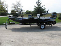Terry Bass Boat 60v