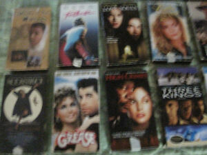 16 vhs moves plus 1 new vhs =STRATHROY London Ontario image 2