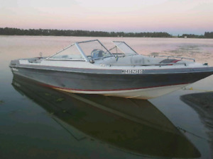 Boat for sale/trade for Seadoo/jetski