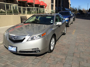 2011 Acura TL Tech Package