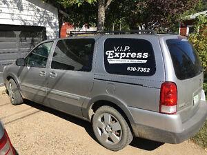 V.I.P Express Shuttle Business For Sale! Opportunity Knocks!