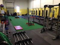Gym Studio Rental for Trainers