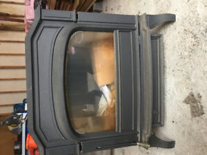Oil Fireplace