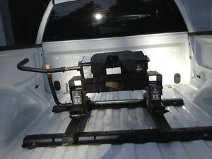 5th Wheel Slider Hitch