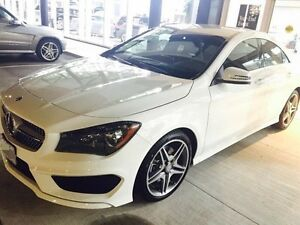 take over my cla250 lease