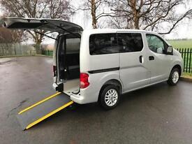 2013 Nissan NV200 NV200 SE DCI WHEELCHAIR ACCESSIBLE VEHICLE 5 door Wheelchai...