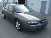 2003 Chevrolet Impala Auto 127000KMS 12 Month Warranty Included