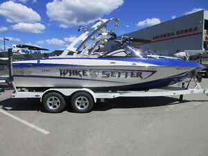 2011 Malibu Wakesetter VLX - Fresh trade 350 Monsoon SOLD SOLD!