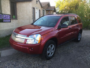 2006 CHEVROLET EQUINOX LS AWD VERY CLEAN DRIVES PERFECT