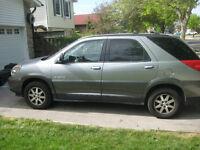 2003 Buick Rendezvous CX Plus SUV, Crossover