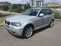 2010 BMW X3 XDRIVE20D M SPORT ESTATE DIESEL
