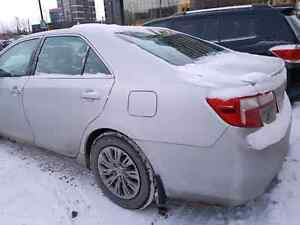 2013 toyota camry LE Only 72k
