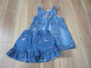 TODDLER GIRLS CLOTHES - SIZE 2T - $10.00 for Lot (5 ITEMS)