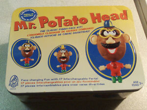 EDITION DE COLLECTION DE MR PATATE AVEC BOITE ORIGINALE