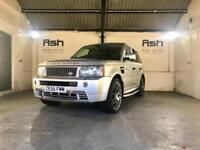 Land Rover Range Rover Supercharged Sport 4.4 V8 HSE (HST Stormer kit) px swap