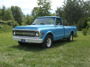 1969 C10 Fleetside Long Box