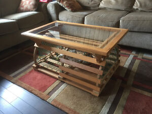 Lobster Pot Coffee Table