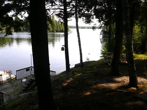 Beautiful waterfront home in Chandos Estates.