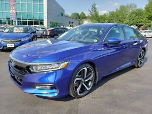 2018 Honda Accord Sport / Sunroof / Extended Warranty