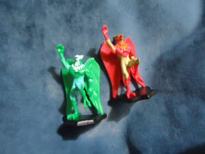 Bakugan~Battle Brawlers~Hawktor & Pyrus Hawktor Figure set! Kingston Kingston Area image 3