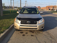 2007 Toyota Rav4 AWD 1 OWNER.RUST PROOF.ACCIDENT FREE.TOW PKGE