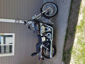 2005 FXDWG Dyna Wide Glide