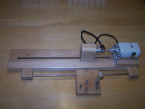 weaving loom  electric bobbin winder Peterborough Peterborough Area image 4