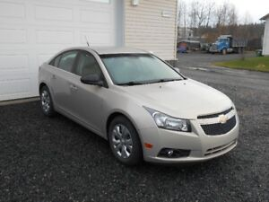 2012 Chevrolet Cruze Berline   29000 kil
