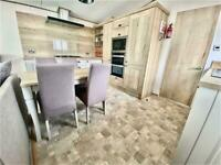 Stunning Luxury Residential Spec Single Lodge For Sale nr The Beach