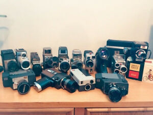 camera super 8/ collection au complet