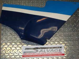 1986 suzuki rg -250 gama r.s. side cover oem