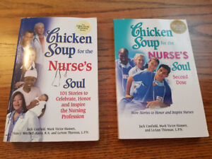 Chicken Soup for the Nurses soul 1 & 2