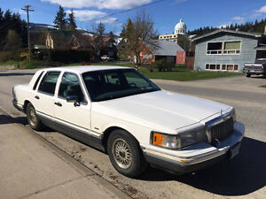 1994 Lincoln Town Car Signature Other