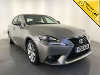 2015 LEXUS IS 300H EXECUTIVE EDITION HYBRID AUTOMATIC 1 OWNER SERVICE HISTORY