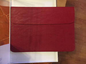 "Genuine Leather Case (Sleeve) for MacBook  Air 13.3"" West Island Greater Montréal image 2"