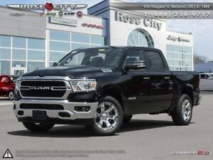 2019 Ram 1500 Big Horn  - Remote Start - *