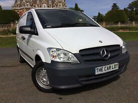 Mercedes-Benz Vito 2.1CDI 113 ( EU5 ) - Compact 113CDI ONLY 51K FSH