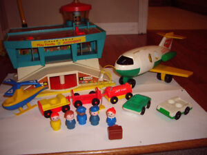 FISHER PRICE AIRPORT