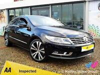 Volkswagen CC 2.0 Gt Tdi Bluemotion Technology Coupe