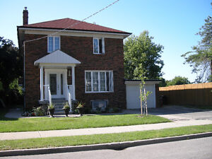 4 bedroom house North York ( willow dale and Sheppard Ave.)