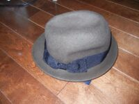 FCUK Suede Hat