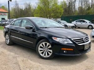 2010 Volkswagen Passat CC 2.0 T Manual-6 Speed SportLine Leather