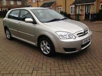 2006 Toyota Corolla 1.6 VVT-i Colour Collection 5dr