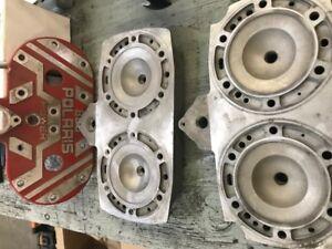 2003 Polaris 800 cylinder heads
