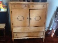 Refinished chest. by Peppler Bros