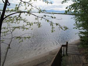 Terrain et roulotte à sellette à vendre Lac-Saint-Jean Saguenay-Lac-Saint-Jean image 5