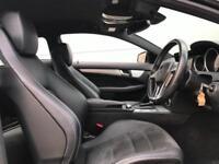 2015 15 reg Mercedes-Benz C250 CDI AMG Sport Plus Coupe + Auto + Nav + BIG Spec