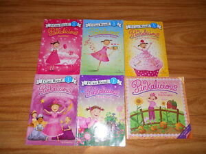 Pinkalicious ,Fairy and other Girls/Kids  books